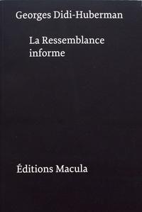 Georges Didi-Huberman - La ressemblance informe ou le gai savoir visuel selon Georges Bataille.