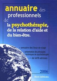 Georges Didier - Annuaire des professionnel(le)s de la psychothérapie, de la relation d'aide et du bien être - France, Belgique, Suisse, Annuaire des lieux de stages.