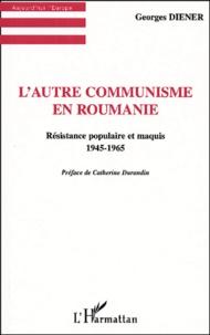 Histoiresdenlire.be L'autre communisme en Roumanie. Résistance populaire et maquis 1945-1965 Image
