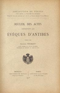 Recueil des actes concernant les évêques dAntibes.pdf