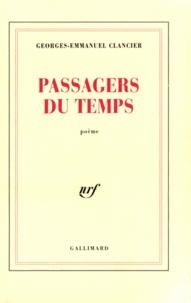 Georges-Emmanuel Clancier - .