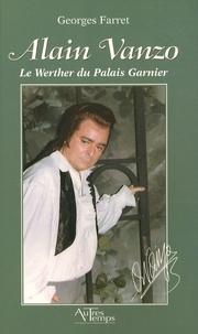 Cjtaboo.be Alain Vanzo - Le Werther du Palais Garnier Image