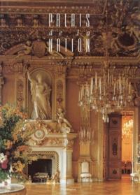 Georges Fessy et Laure Murat - Palais de la nation.