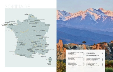 Paysages insolites & extraordinaires de France  Edition de luxe
