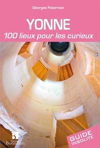 Deedr.fr Yonne, 100 lieux pour les curieux Image