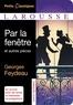 Georges Feydeau - Par la fenêtre et autres pièces.