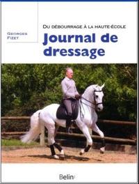 Georges Fizet - Journal de dressage.