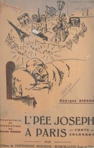 Georges Girard et Claude Girard - L'Pée Joseph à Paris - Conte solognot.
