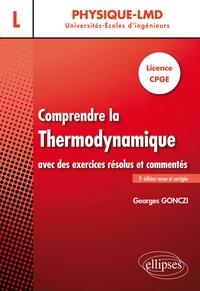 Comprendre la thermodynamique avec des exercices résolus et commentés - Licence - CPGE.pdf