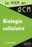 Georges Grignon - Biologie cellulaire.