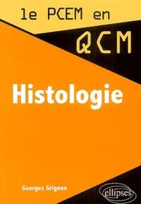 Georges Grignon - Histologie.