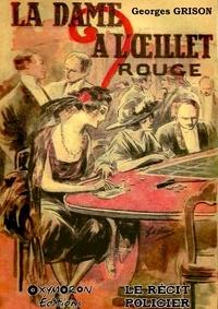 Georges Grison - La dame à l'œillet rouge.