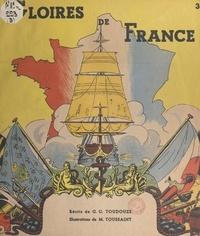 Georges Gustave Toudouze et M. Toussaint - Gloires de France (3). Cinq Corsaires français - Quinzième siècle.