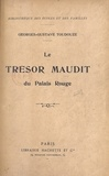 Georges Gustave Toudouze et Édouard Zier - Le trésor maudit du Palais Rouge (1800) - Ouvrage illustré de 49 gravures d'après Zier.