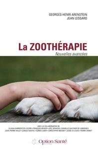 Georges-Henri Arenstein et Jean Lessard - Zoothérapie - Nouvelles avancées.