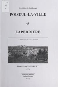 Georges-Henri Mongenet et J. Massip - Poiseul-la-Ville et Laperrière.