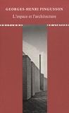 Georges-Henri Pingusson - L'espace et l'architecture - Cours de gestion de l'espace 1973-1974.