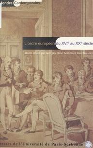 Georges-Henri Soutou et Jean Bérenger - .