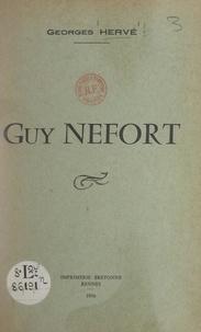 Georges Herve - Guy Nefort.