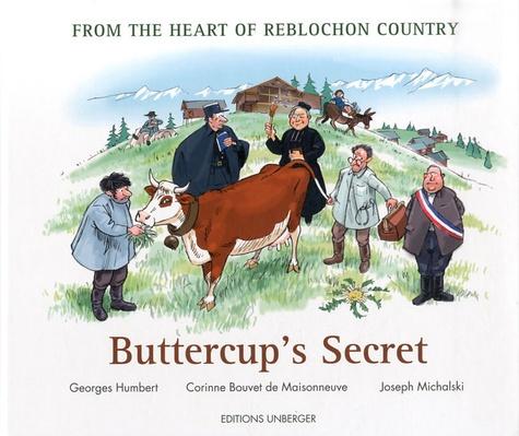Georges Humbert et Corinne Bouvet de Maisonneuve - Buttercup's Secret.