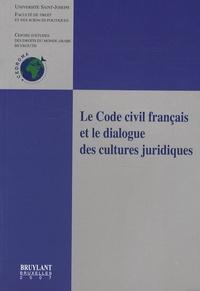 Georges Kadige et David Deroussin - Le Code civil français et le dialogue des cultures juridiques.