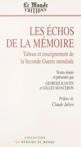 Les Échos de la mémoire : Tabous et enseignements de la Seconde Guerre mondiale