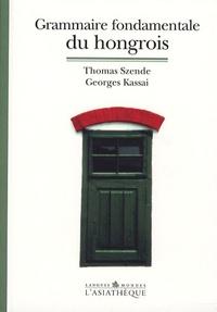 Goodtastepolice.fr Grammaire fondamentale du hongrois Image