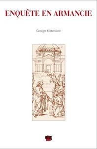 Georges Kliebenstein - Enquête en Armancie.