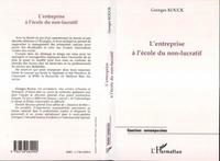 Georges Kouck - L'entreprise à l'école du non-lucratif.