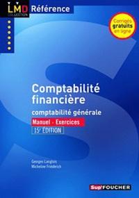 Corridashivernales.be Comptabilité financière - Comptabilité générale Image