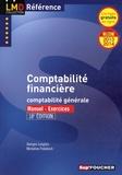 Georges Langlois et Micheline Friédérich - Comptabilité financière - Comptabilité générale, manuel, exercices.