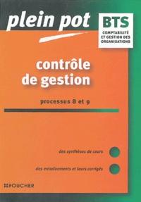 Contrôle de gestion Processus 8 et 9 BTS comptabilité et gestion des organisations - Georges Langlois | Showmesound.org