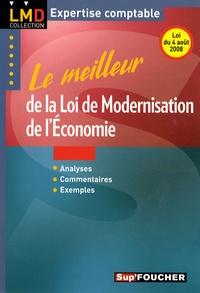 Georges Langlois - Le meilleur de la loi de modernisation de l'économie.