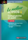 Georges Langlois et Micheline Friédérich - Le meilleur du Dscg 4 - Comptabilité audit.
