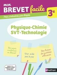 Georges Lemoine et Laurent Lafond - Physique Chimie SVT Techno 3e.