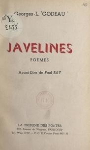 Georges-Léon Godeau et Paul Bay - Javelines.