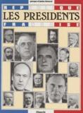 Georges-Léonard Hémeret et Janine Hémeret - Les Présidents : République française.