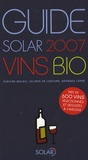 Georges Lepré et Evelyne Malnic - Guide Solar des vins bio.