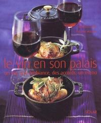 Deedr.fr Le vin en son palais. Un vin, une ambiance, des accords, un menu Image