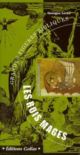 Georges Lethé - Grandes figures bibliques - Moïse, Joseph, Saül de Tarse, Marie-Madeleine, Les rois mages et La crèche.