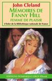 Georges Lévis et John Cleland - Mémoires de Fanny Hill - Femme de plaisir.