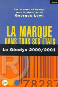 Histoiresdenlire.be La marque dans tous ses états. Le Géodys 2000-2001 Image