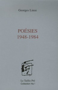 Georges Linze - Poésies - 1948-1984.