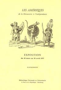 Georges Livet - Les Amériques - De la Découverte à l'Indépendance.