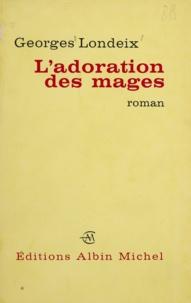 Georges Londeix - L'adoration des mages.
