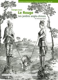 Georges Louis Le Rouge - Jardins anglo-chinois ou détails de nouveaux jardins à la mode (1775-1789) - Avec 21 cahiers dans une boîte en bois de thuya réalisée au Maroc.