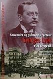 Georges Lyon - Souvenirs de guerre (1914-1918).