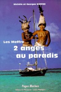 Georges Meffre et Michèle Meffre - .