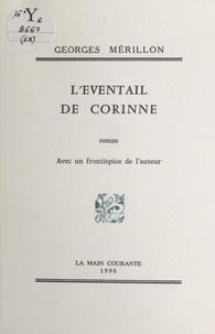 Georges Mérillon et Pierre Courtaud - L'éventail de Corinne.