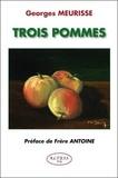 Georges Meurisse - Trois pommes.